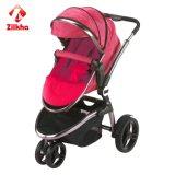 Baby-Spaziergänger mit Rahmen-und heißes Betätigensitz
