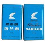 La vanilline Powderful - adapté pour la consommation alimentaire