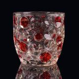 Machine faite chandeliers en verre grossiste