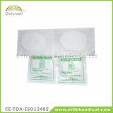 Cojín estéril desechable de primeros auxilios de emergencia de los ojos