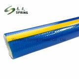Slang van pvc van de Fabriek van Alibaba versterkt de Flexibele Plastic Zachte de Slang van het Water van de Tuin