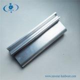 Profil de t l'emplacement aluminium extrudé