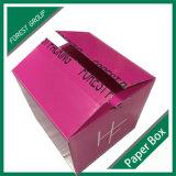 Коробка оптового квадратного роскошного картона бумажная
