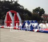 Jogos emocionantes ao ar livre da água, parque inflável da água do PVC da alta qualidade