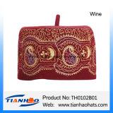 Casquillos islámicos del rezo del fieltro de las lanas del bordado de Nigeria