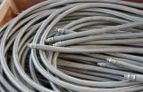 Boyau à haute pression de métal flexible