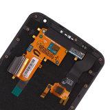 para el digitizador de la pantalla de Motorola-Nexuslcd Display+Touch con el marco