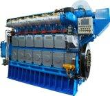 2MW/3MW/4MW 자연적인 Gas/LNG/Mdo/Hfo 발전기 세트