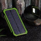 도매 방수 Foldable 태양 휴대용 충전기 에너지 힘 은행 충전기
