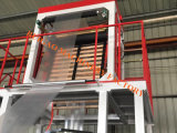Doppi ad alta velocità muoiono la macchina di salto di plastica capa della pellicola