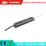 12/24V von 20W zu 250W imprägniern LED-Stromversorgung Htl-Serien
