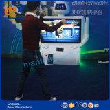 대화식 움직임 게임 위락 공원을%s 중국 Kungfu 게임 기계