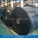 Mine, pierre, bande de conveyeur de PE de Nn de tissu de la colle de sable/convoyeur à bande en caoutchouc noirs en nylon