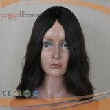 Парик европейских волос девственницы естественный волнистый (PPG-l-0765)