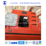 Спасательная лодка Lifeboat C/W людей Solas 26 полно Enclosed