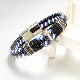 Armband de Van uitstekende kwaliteit van het Leer van de Juwelen van het lichaam van Directe Fabriek (BL2869)