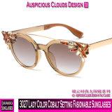 3027 Sonnenbrillen der Dame-Color Cobalt Setting Fasionable