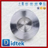 Задерживающий клапан подъема вафли литой стали поставки Didtek быстрый