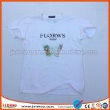 면 티 t-셔츠를 인쇄하는 주문 로고 디자인