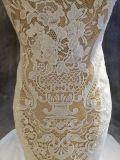 Трубчатых / Русалки силуэт и 100% полиэстер материал дешевые мусульманские свадебные платья