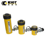 Cylindre hydraulique à longue course à simple effet de 700 barres 5-95ton