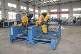 La carpintería de la cruz de alta eficiencia de la máquina de corte para madera