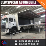 중국 좋은 품질 JAC 9m 이동할 수 있는 광고 단계 트럭