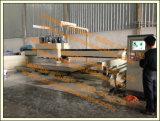 Machine en pierre de polonais et de meulage de brame de marbre automatique multi de têtes