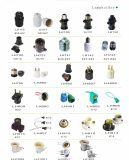 E27/E26 de Houder van de Lamp van het porselein/de Inrichting van de Verlichting van Ce VDE van de Keramiek
