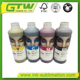 Tinta de la sublimación de Inktec Sublinova Sue de cuatro colores para la pista de Epson Tfp
