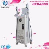 Het stationaire e-Licht rf opteert shrq-Schakelaar Apparatuur van de Schoonheid van de Huid van de Laser de Multifunctionele