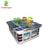 アーケードの魚のハンターのゲーム・マシンの海洋王3販売のためのプラスの魚表ゲーム