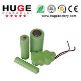 la taille NiMH 800mAh de 1.2V 5/4AAA choisissent la batterie