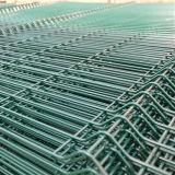 De hete Omheining van het Netwerk van de Draad van de Verkoop pvc Met een laag bedekte Veiligheid Gelaste