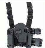 USP Mlilitary táctico CQC Estojo & Plateform pistola
