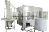 Garrafa de sumo de fruta completa de engarrafamento de bebidas equipamentos de embalagem de estanqueidade de Enchimento