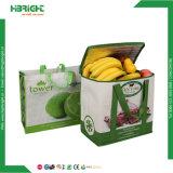 Eco-Friendly многоразовая прокатанная Non сплетенная хозяйственная сумка