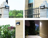 Iluminación al aire libre del sensor de movimiento LED