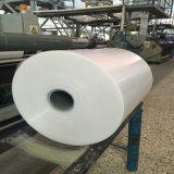 Film d'emballage rétrécissable de PE dans une Rolls à une seule couche