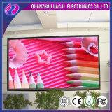 Indicador de diodo emissor de luz eletrônico interno dos sinais da cor P5 cheia