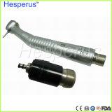 Pulsante ad alta velocità dentale della testa di coppia di torsione di Handpiece con l'accoppiamento