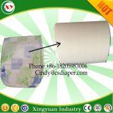 Rullo non tessuto del nastro del ciclo del Frontal del pannolino per il materiale del pannolino