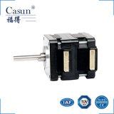 NEMA 16 de Casun 39 fase do milímetro 2 fabricante híbrido customizável mini Stepmotor do motor deslizante de um baixo ruído de alta freqüência de 1.8 graus
