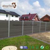 木製のプラスチック合成物WPCの庭の塀およびStocabletrellisの塀