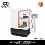 Maquinaria do CNC do gravador do CNC do router do CNC do molde de metal
