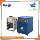 IGBT 100% de Toegepaste Snelle Smeltende Machine van de Inductie om Gouden Zilveren Koper Uit te smelten