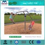Enfants de plastique Playgroundtxd16-M10212 extérieur de glissière de jeu de jardin d'enfants commercial