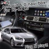 Sistema de navegação do GPS do Android 6.0 para a relação video etc. de Lexus Ls460 Ls600h 2013-2017
