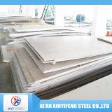 Placa de aço inoxidável de ASTM A240 304