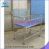 Bbc006柔らかく快適な高さの調節可能な医学の幼児ベッド
